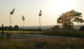 Trail Gesves - SENTIERS D'ART - 141 km - Ciney, Gesves, Hamois, Havelange, Ohey et Somme-Leuze - Photo 7