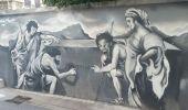 Trail Walk GRENOBLE - street art Championnet - Photo 23