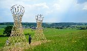 Trail Gesves - SENTIERS D'ART - 141 km - Ciney, Gesves, Hamois, Havelange, Ohey et Somme-Leuze - Photo 5