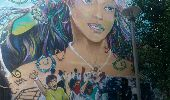 Trail Walk GRENOBLE - street art Championnet - Photo 27