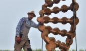 Randonnée Gesves - Sentiers d'Art 2019 / Gesves-Ohey - Photo 12