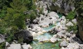 Trail AIGUINES - sentier de l'imbut - Photo 6