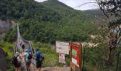Trail TREFFORT - Les Passerelles du Monteynard - Photo 10