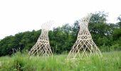 Trail Gesves - SENTIERS D'ART - 141 km - Ciney, Gesves, Hamois, Havelange, Ohey et Somme-Leuze - Photo 3