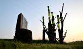Trail Gesves - SENTIERS D'ART - 141 km - Ciney, Gesves, Hamois, Havelange, Ohey et Somme-Leuze - Photo 14