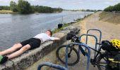 Trail Bicycle tourism LA VILLE-AUX-DAMES - 4 ème étape - Photo 6