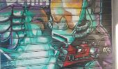 Trail Walk GRENOBLE - street art Championnet - Photo 29