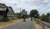 Trail Bicycle tourism LA VILLE-AUX-DAMES - 4 ème étape - Photo 8