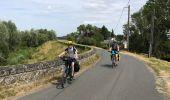 Trail Bicycle tourism LA VILLE-AUX-DAMES - 4 ème étape - Photo 9
