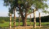 Trail Gesves - SENTIERS D'ART - 141 km - Ciney, Gesves, Hamois, Havelange, Ohey et Somme-Leuze - Photo 11