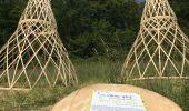 Trail Gesves - SENTIERS D'ART - 141 km - Ciney, Gesves, Hamois, Havelange, Ohey et Somme-Leuze - Photo 4