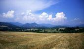 Randonnée V.T.T. CREST - Grande Traversée des PréAlpes à VTT : Crest - Saillans - Photo 2