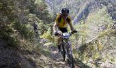 Trail Mountain bike LUS-LA-CROIX-HAUTE - Raid VTT Les Chemins du Soleil 2009 - Rando jour 3  - Photo 1