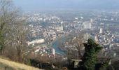 Trail Walk GRENOBLE - Sur les Pas des Huguenots  - Grenoble - Biviers - Photo 3