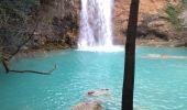 Randonnée Marche SALERNES - Salernes la cascade - Photo 1