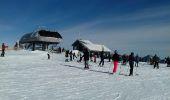 Trail Snowshoes LONGEVILLES-MONT-D'OR - Longeville Mont d'or  - Photo 1