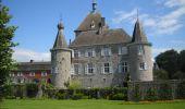 Randonnée Marche Ohey - OHEY- Jallet (Hodoumont) N°14 Patrimoine  - Photo 8
