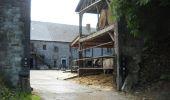 Randonnée Marche Ohey - OHEY- Jallet (Hodoumont) N°14 Patrimoine  - Photo 13