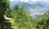 Trail Walk FONTCOUVERTE-LA-TOUSSUIRE - Fontcouverte bottieres - Photo 13