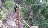 Trail Walk FONTCOUVERTE-LA-TOUSSUIRE - Fontcouverte bottieres - Photo 12