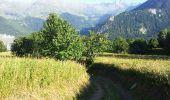 Trail Walk FONTCOUVERTE-LA-TOUSSUIRE - Fontcouverte bottieres - Photo 3
