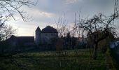 Randonnée Marche DEHLINGEN - Sur les pas des Romains...  - Photo 1
