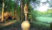 Trail Gesves - SENTIERS D'ART - 141 km - Ciney, Gesves, Hamois, Havelange, Ohey et Somme-Leuze - Photo 30