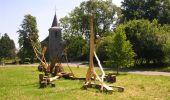 Trail Gesves - SENTIERS D'ART - 141 km - Ciney, Gesves, Hamois, Havelange, Ohey et Somme-Leuze - Photo 20