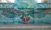 Trail Walk GRENOBLE - street art Championnet - Photo 15