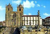 place Cedofeita, Santo Ildefonso, Sé, Miragaia, São Nicolau e Vitória - Sé do Porto (cathedrale) - Photo 1