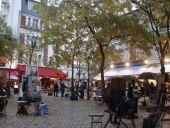 place PARIS - Place du Tertre - Photo 1