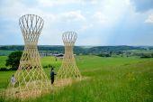 Point d'intérêt Somme-Leuze - Sentiers d'art - Into the Open - Photo 3