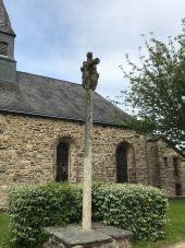 Point d'intérêt SAINT-MALO-DE-BEIGNON - Croix de cimetière de Saint-Malo-de-Beignon - Photo 1
